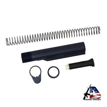 AR15 6-Position Buffer Tube Kit