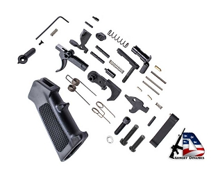 Lower Parts Kit Enhanced Mil-Spec Trigger w/ Ambi Selector