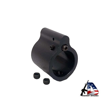 Adjustable Low Profile Gas Block .750