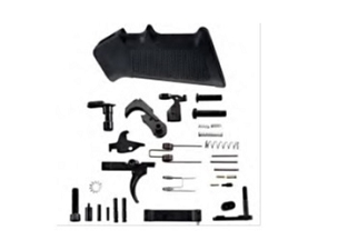 AR15 Lower Parts Kit w/ Enhance Mil-Spec Trigger